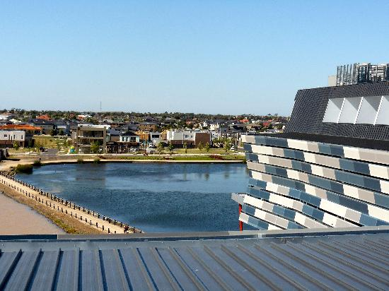 Lake View From Our Window Picture Of Caroline Springs Victoria Tripadvisor