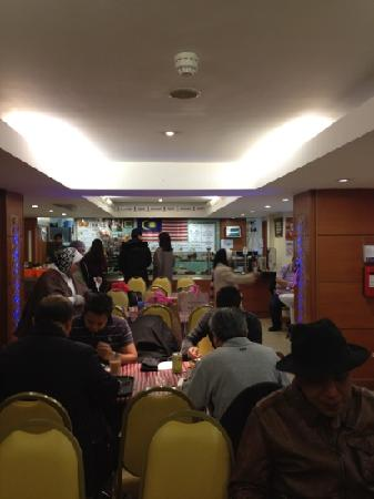 Canteen Picture Of Malaysia Hall The Canteen London