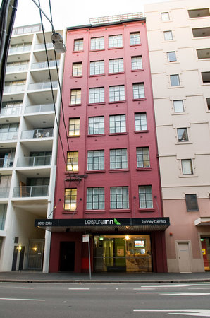 Photo of Leisure Inn Sydney Central