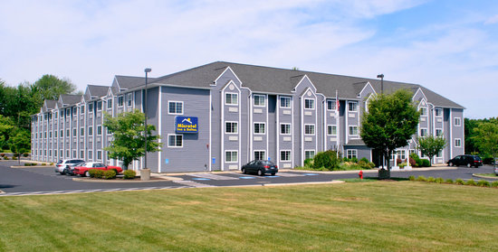 Microtel Inn & Suites by Wyndham Uncasville