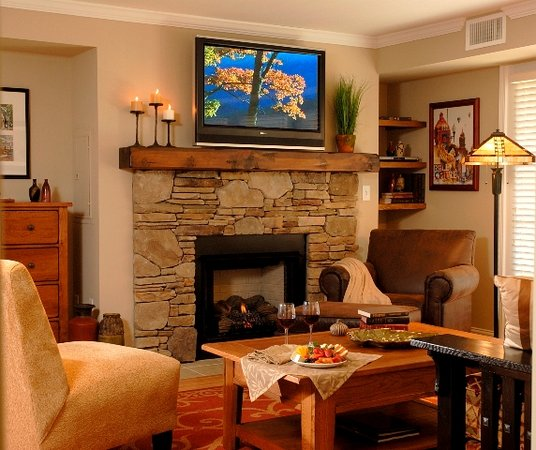 The residences at biltmore asheville nc hotel reviews for Living room of satoshi review