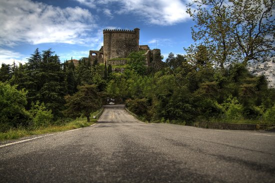 Castello Malaspina di Fosdinovo