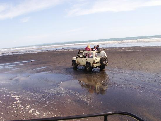 Club Med Bali: Excursion en 4x4