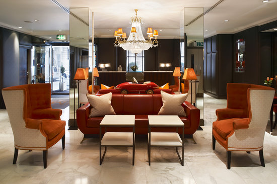 The Mandeville Hotel - Lobby
