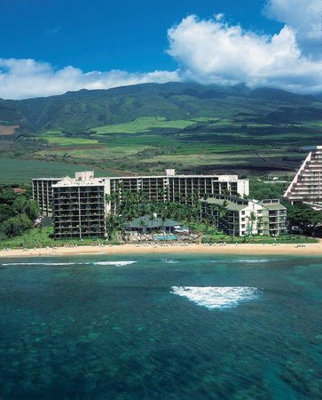 Aston Kaanapali Shores: Exterior - Aerial