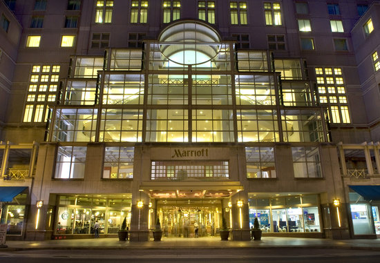 Philadelphia Marriott Downtown: Philadelphia Marriott Downtown Hotel