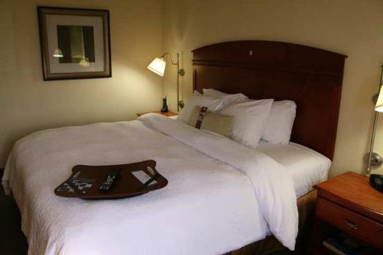 Hampton Inn Vero Beach: Guest Room