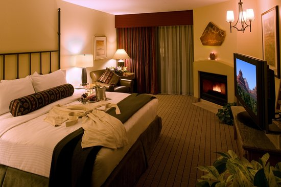 Hilton Sedona Resort and Spa: Beautifully Decorated Guest Rooms