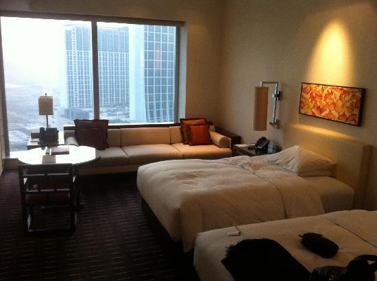 Grand Hyatt Macau: double bedroom standard
