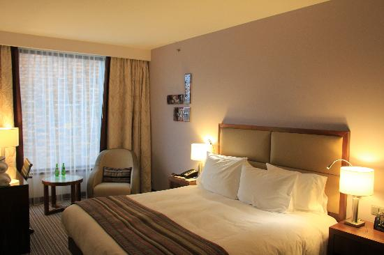 King Suite Bedroom Picture Of Hilton Gdansk Gdansk TripAdvisor