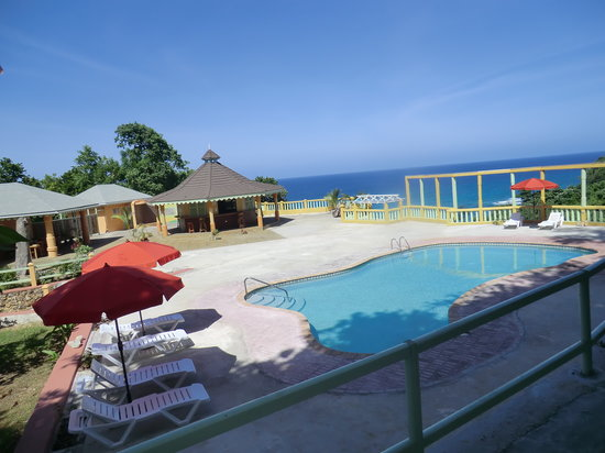 Pimento Lodge Resort: A pool with a view 2