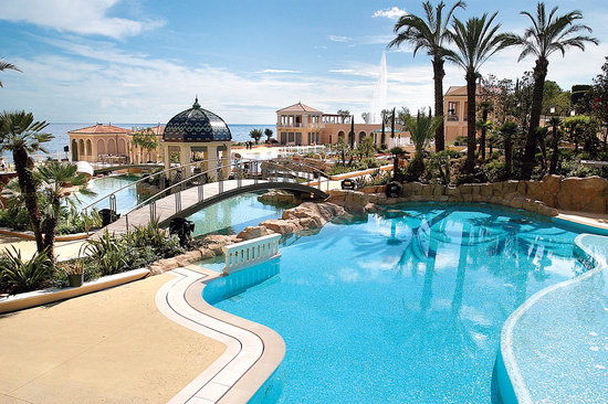 Monte-Carlo Bay Hotel & Resort : Lagon