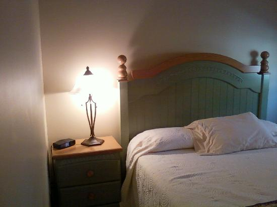 The Bridge Inn: Bedroom