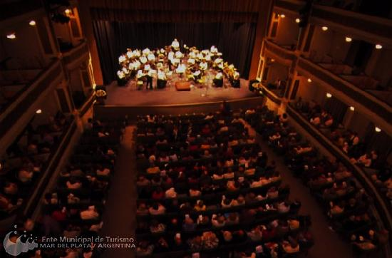 teatro colon mar plata: