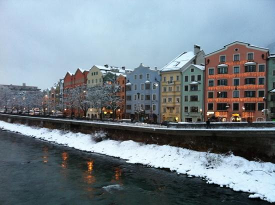 Gasthof Innbrucke: winter is a great time to come