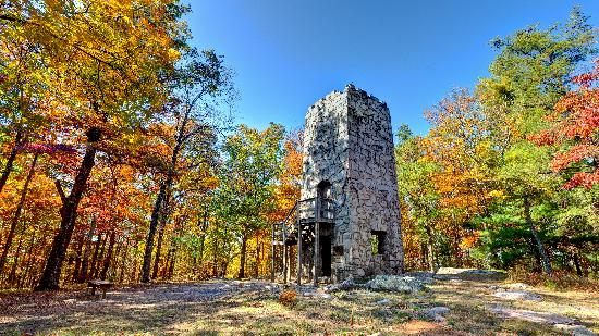 old-fire-tower Best Fall Activities You Must Do in Ellijay - Gilmer County Chamber of Commerce