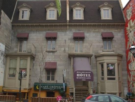 Photo of Quartier Latin Hotel Montreal