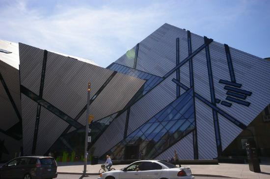 The Grange Hotel: Royal Ontario Museum (Crystal)