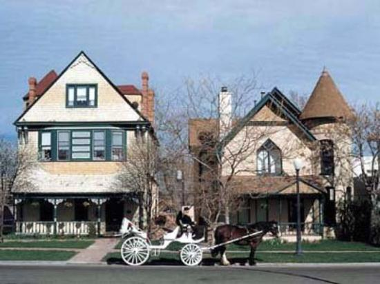 Queen Anne Bed & Breakfast