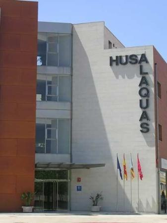 Husa Alaquas: The Hotel