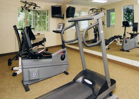 Quality Inn & Suites: gym