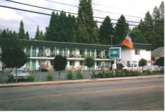 Stagecoach Motel: Exterior