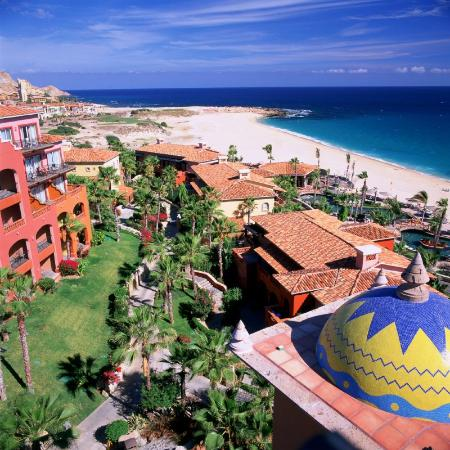Hacienda del Mar Vacation Club : Beach View
