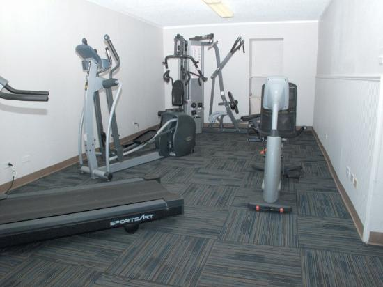 La Quinta Inn San Antonio Lackland: Fitness Center