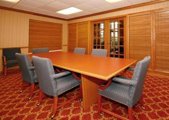 Comfort Inn Fond Du Lac: Meeting Room