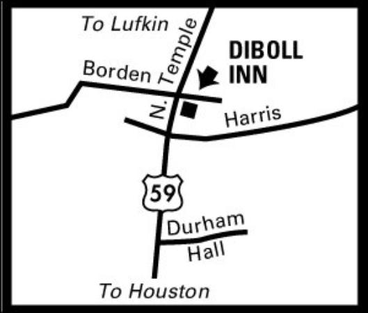 Diboll hotels