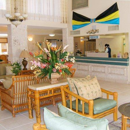 Castaways Resort &amp; Suites Grand Bahama Island: Castaway Resortand Suites Bahamas Island Lobby