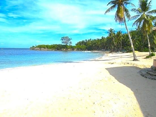 San Remigio, ฟิลิปปินส์: beach view from Bungalow