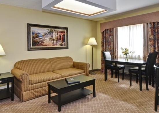Comfort Inn: MIKing Suite