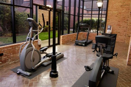 Vevay, IN: Fitness Center