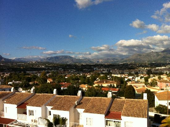 Apartamentos Albir palace: View from the Sun Deck