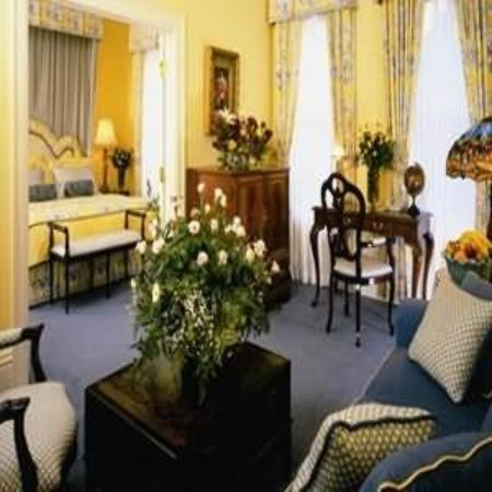 Prince of Wales: Guest Room