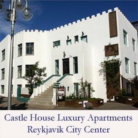 Castle House Luxury Apartments: Exterior