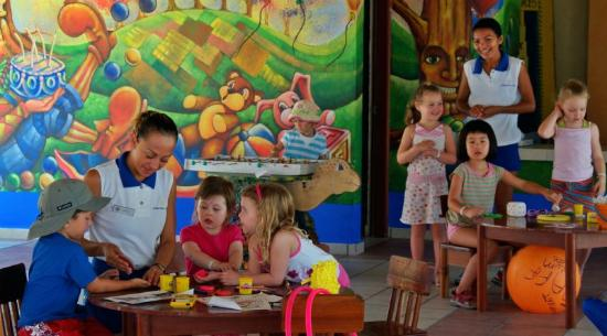Grand Bahia Principe Tulum: Kids Club