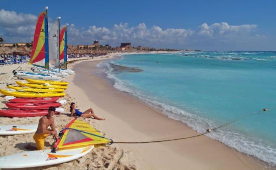 Grand Bahia Principe Tulum: Sports