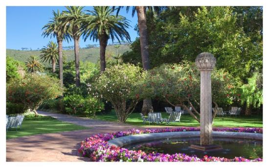Mount Nelson Hotel by Orient-Express: Lower Garden