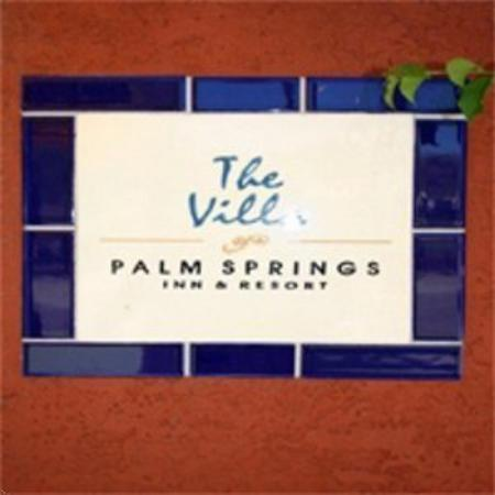 The Villa Resort - Palm Springs: Logo