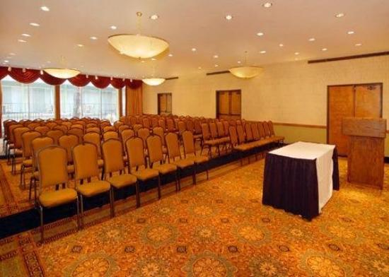 Clarion Hotel Mansion Inn: Meeting Room