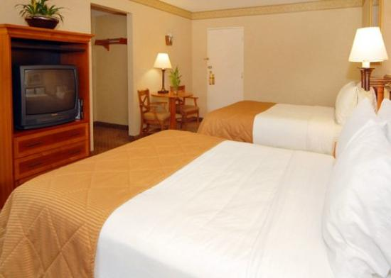 Clarion Hotel Mansion Inn: Two Double Beds Room