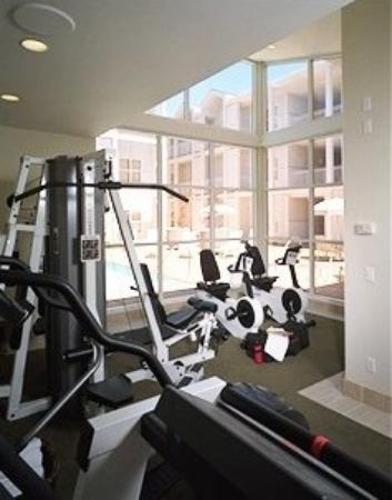 Corporate Inn Sunnyvale: CISWorkout Center