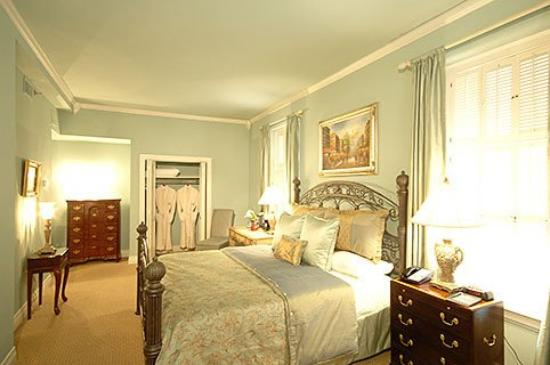 Gratz Park Inn: French Room