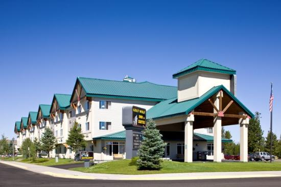 Fotos de Gray Wolf Inn and Suites, West Yellowstone