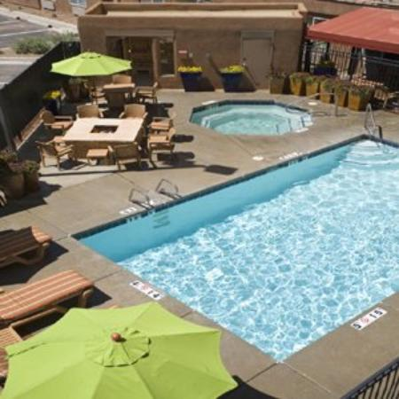 Inn At Santa Fe: Outdoor Pool