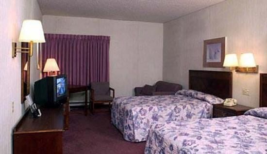 Best Budget Inn Sandusky: Guest Room