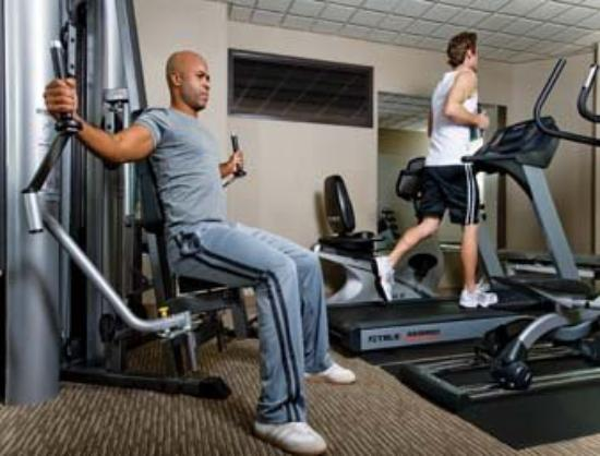 Wingate by Wyndham Bush Intercontinental Airport IAH : Fitness Center
