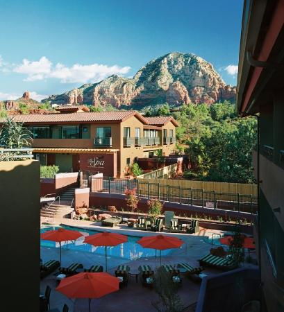 Sedona Rouge Hotel and Spa: Exterior
